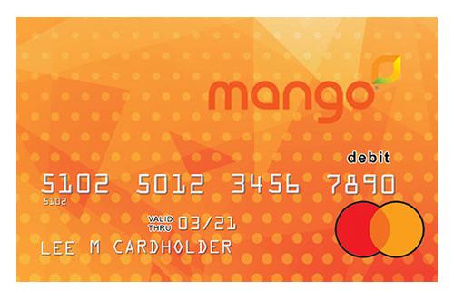 Sign up for Mango Money!